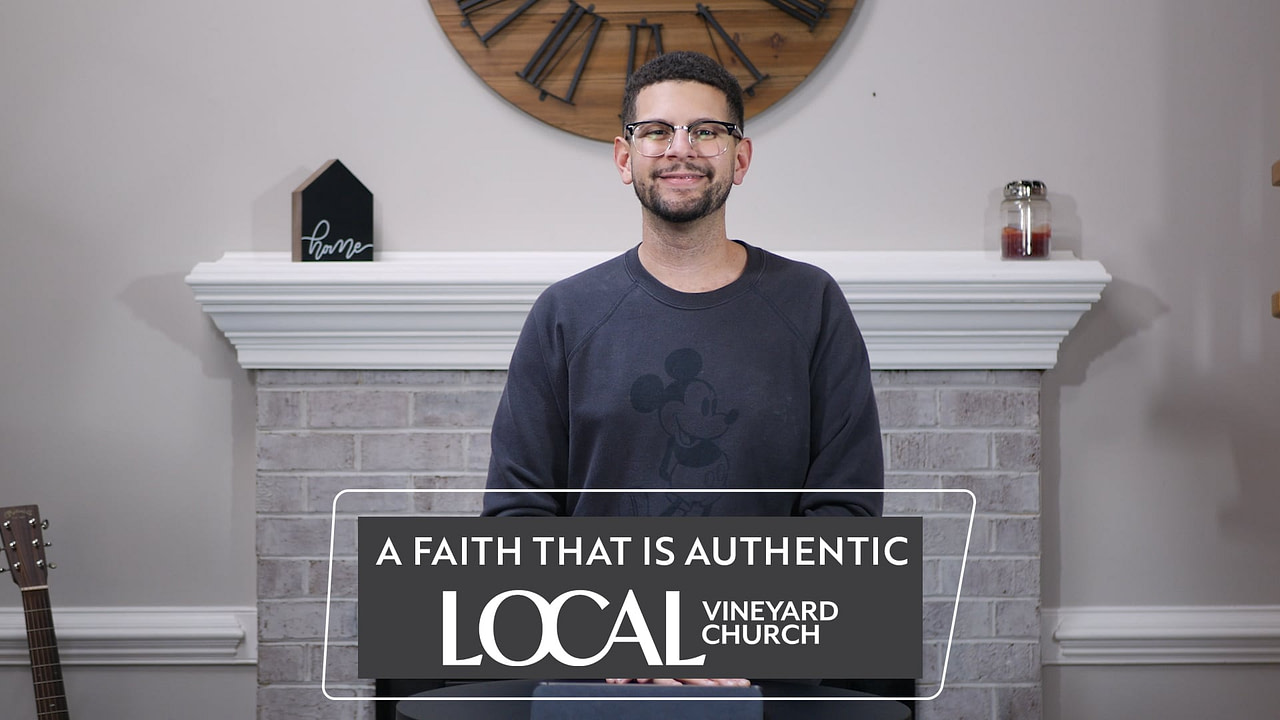 A Faith That Is Authentic