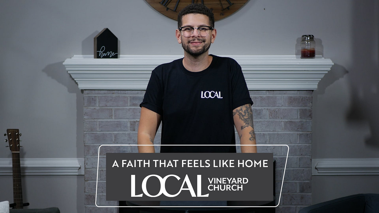 A Faith That Feels Like Home